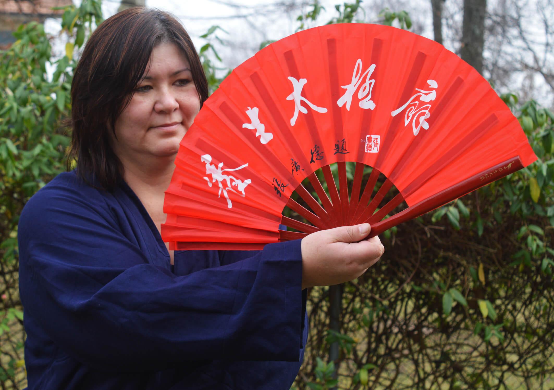 bien être geneve Tai Chi de l'Eventail